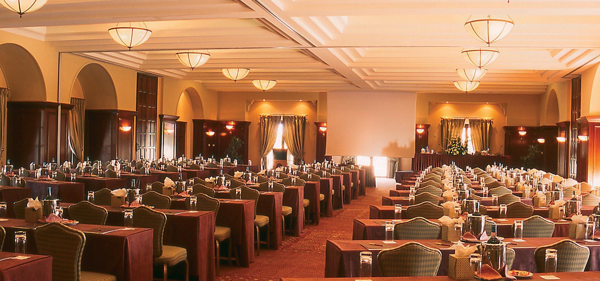 Basilica Foyer Elysium Hotel : Large banquet halls paphos elysium hotel