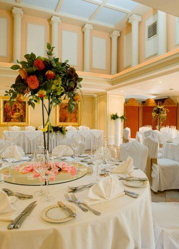 Basilica Foyer Elysium Hotel : Five star resort on the paphos coast in cyprus elysium